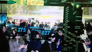 [Psycho Pass] Crime Coefficient readings at Shinjuku Station