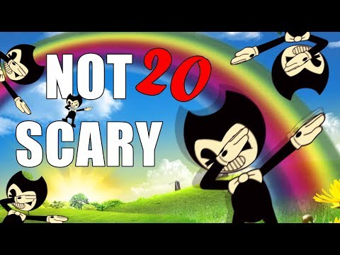 How to Make Bendy and the Ink Machine Not Scary (PART 20)