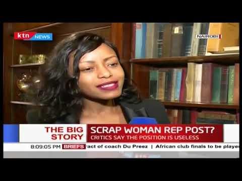 The Big Story: Scrap the woman rep post?