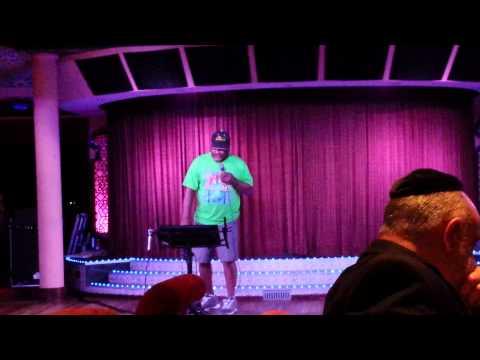 Dad's Amazing Cruise Ship Karaoke