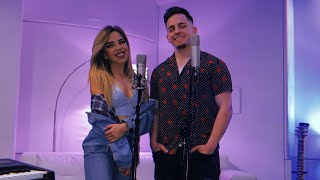 Sam Smith, Normani - Dancing With A Stranger (Elia Esparza + Ryan G Cover) #samsmith #normani #pop