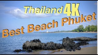Best Beach in Phuket - Beautiful Khao Lak Thailand.