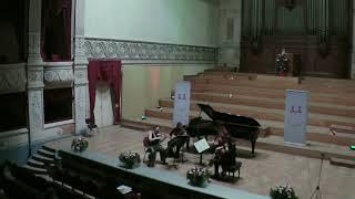 Karski Quartet , C. Debussy String Quartet op 10 in G minor, 2 mvm Assez vif et bien rythmé