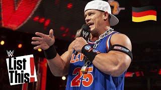 Superstars, die nochmal ihre alten Persönlichkeiten auspackten - WWE List This! (DEUTSCH)