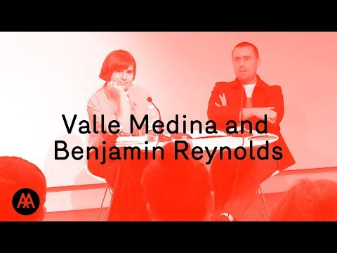 Pulverisation - Valle Medina and Benjamin Reynolds (Pa.LaC.E)