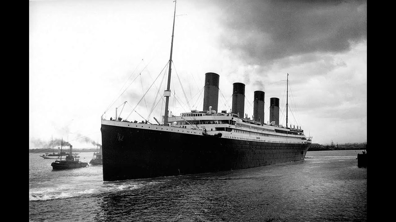 Titanic And Olympic Pictures From A Lost World 1080p Full