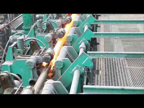 Seamless Pipe Mill Line