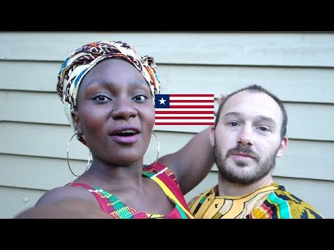WHY MY MAN LOVES MY COUNTRY LIBERIA!!!! | HAPPY INDEPENDENCE DAY LIBERIA 2018!!!!