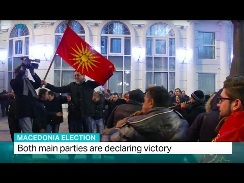 Macedonia Election: Both main parties are declaring victory
