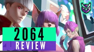 2064: Read Only Memories INTEGRAL Nintendo Switch Review (Video Game Video Review)