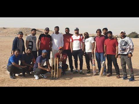 IKEA Doha Cricket Team Match 01