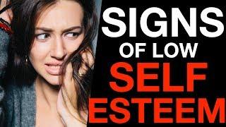 Zapętlaj 5 Warning Signs of Low Self Esteem | SUCCESS INSIDER