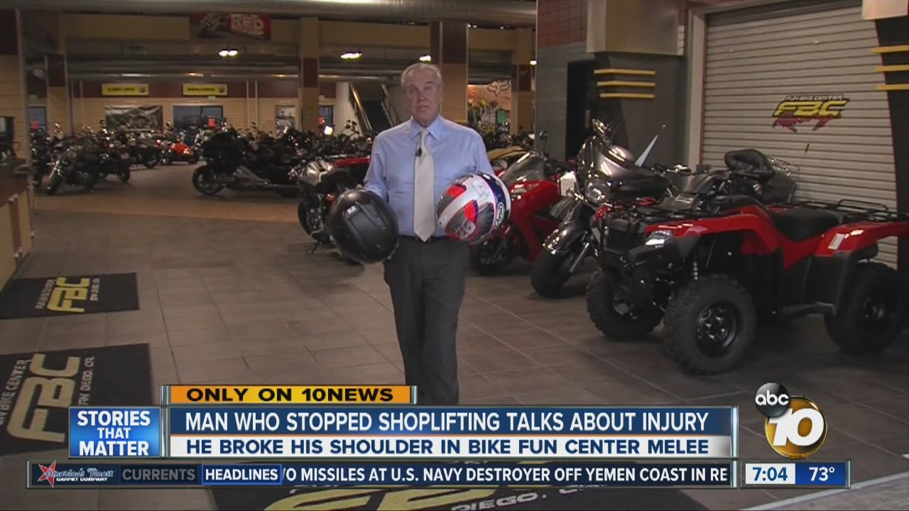 """Shoplifter Safety: Knowing When to """"Let It Go"""""""
