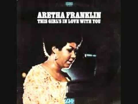 Клип Aretha Franklin - This Girl's In Love WIth You
