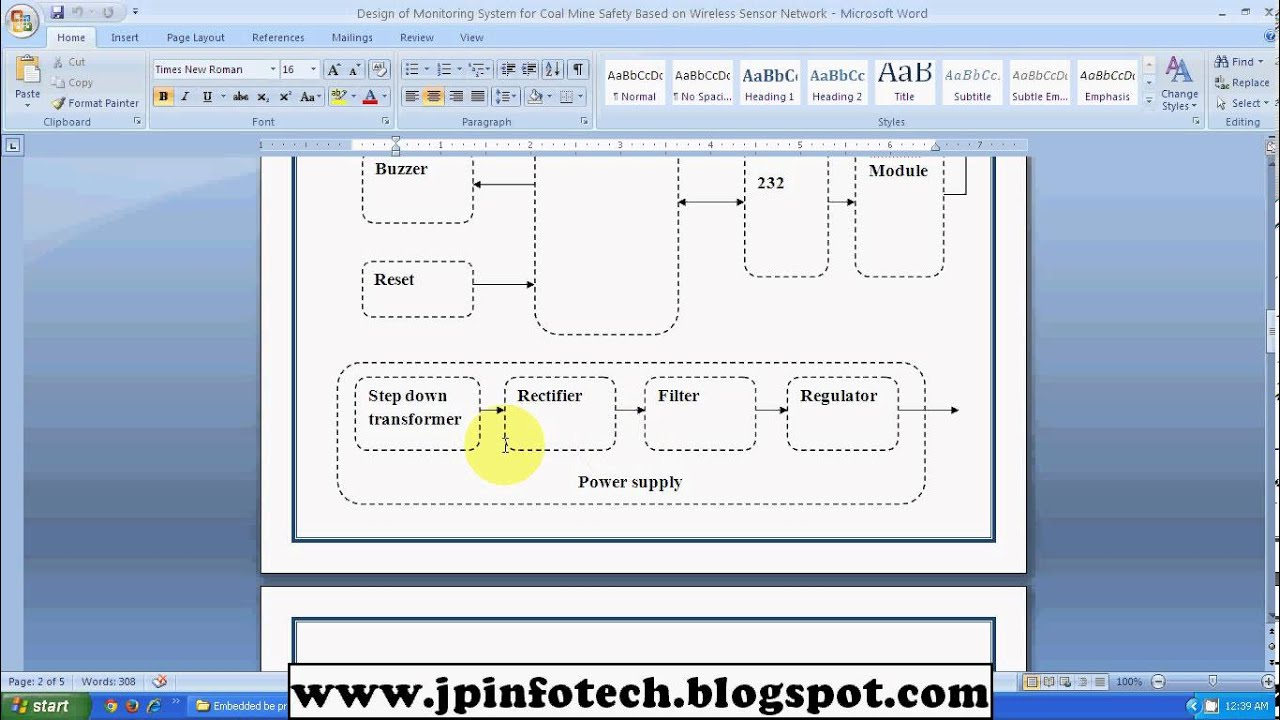 Design Of Monitoring System For Coal Mine Safety Based On Wireless - Home wireless network design