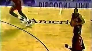 Manute Bol's Six 3-Point Half