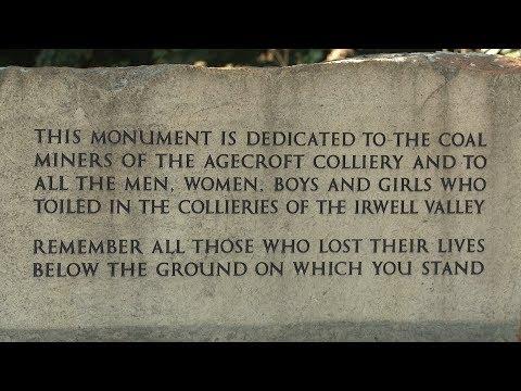 Agecroft Colliery Memorial
