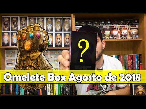 Omelete Box Agosto