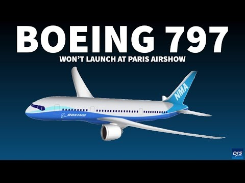Boeing 797 Launch Update