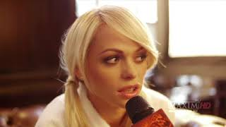 Анна Хилькевич из «Универа» разделась для MAXIM Жесть, юмор, игры, не порно, не секс, голые, ржака,