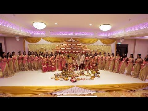 Awesome Tamil Wedding - Jay and Nishalini by Eastern Elegance