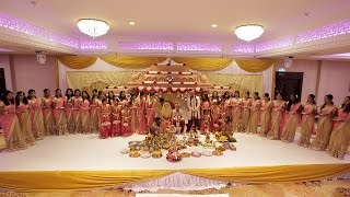 Awesome Tamil Wedding - Jay and Nishalini by Ea...