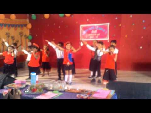 Hari nagar school annual program 2017