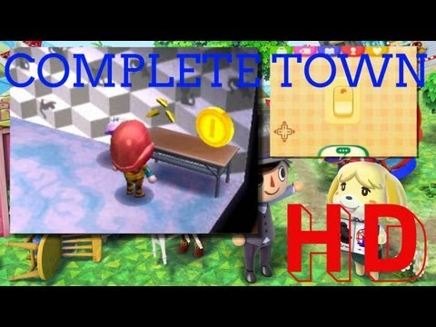 how to get 100 points in animal crossing new leaf