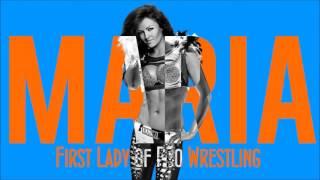 Maria Kanellis TNA Theme 2016