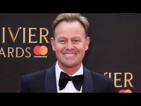 Jason Donovan at the Olivier Awards 2018