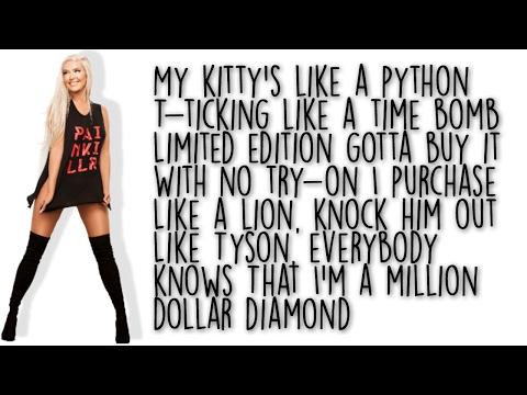 Erika Jayne - XXPEN$IVE (Clean) Lyrics