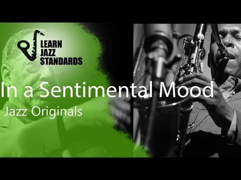 In A Sentimental Mood PlayAlong