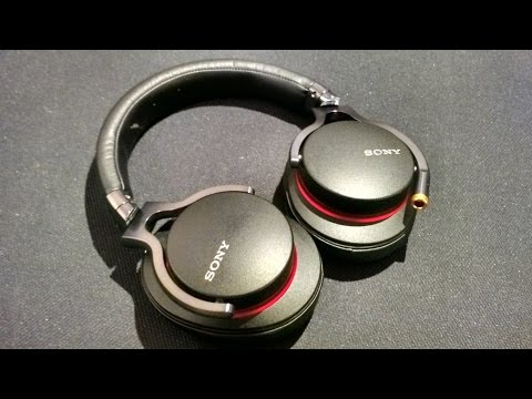 Z Review - Sony MDR-1A