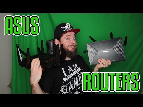 ASUS Router: ROG Rapture vs. BRT-AC828