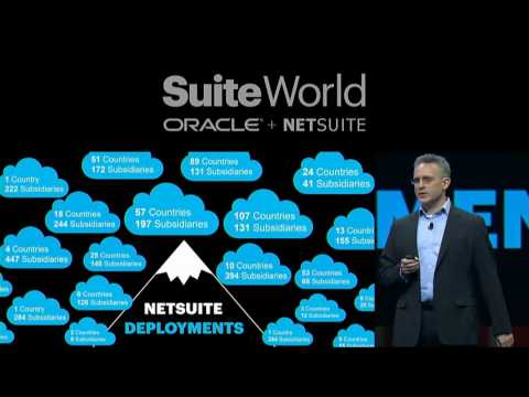 Ready, Set, Next: SuiteWorld17 Keynote feat. Evan Goldberg