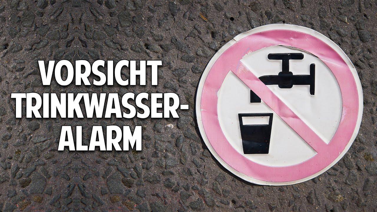 Download Vorsicht Trinkwasseralarm: Wie Altlasten im Wasser zu Zeitbomben im Untergrund werden