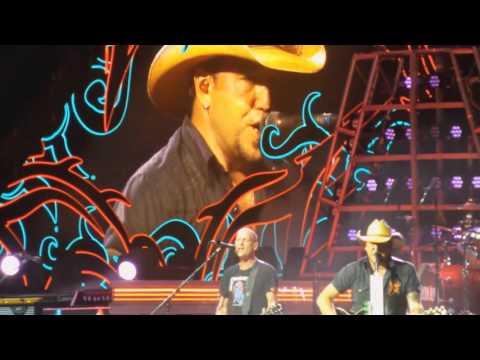 Jason Aldean Burn it Down Tour 2015  Tampa Fl.  10-23-15
