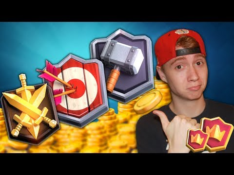 PUSHING TO 5,000+! Tilt-Free 100% Professional Gameplay (probably never lost) | Clash Royale