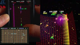 Grid Runner (C64, iOS, PSVR)