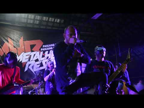 Purgatory feat Husen Idol live Metalheads Respect For Al-Aqsa