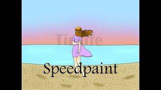 Speedpaint | Sunset
