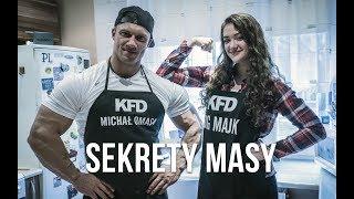 BIG MAJK W KUCHNI - ZDRADZA SEKRET MASY! - KFD