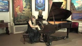 Marina Gorokholinsky, J. Brahms Intermezzo Op. 117, No. 2