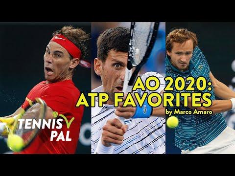 Australian Open 2020 Predictions: The Men's Seeds