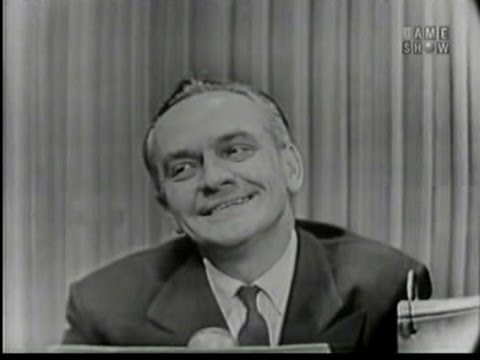What's My Line?  Jill & Dickie Kollmar; Fredric March; Margaret Truman panel Mar 21, 1954