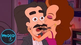 Top 10 Funniest Big Mouth Moments (Season 2)