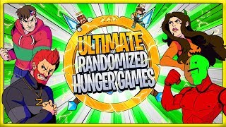 Ultimate Randomized Hunger Games! #2