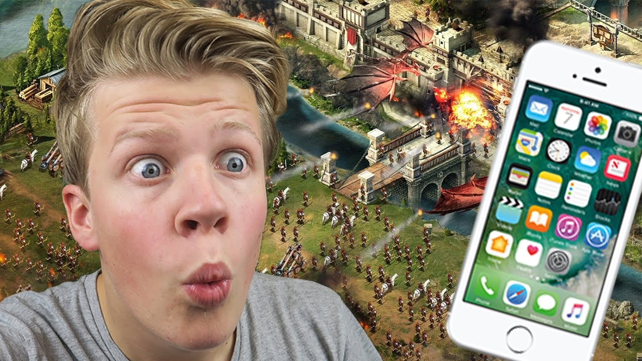 THE KINGDOM OP JE TELEFOON SPELEN?!