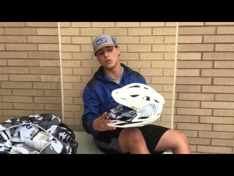 Lacrosse Gear Bag   Spartan Strings