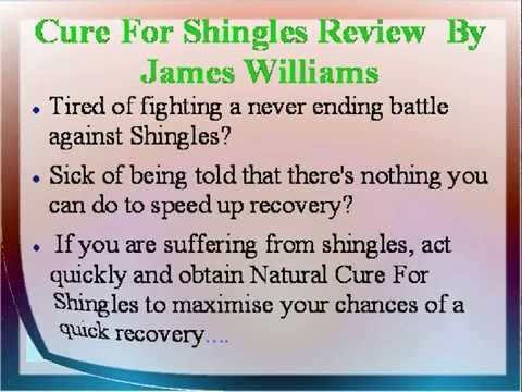how to get rid of shingles virus